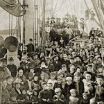 First shipload of Australian immigrants left Sydney on the Royal Tar in 1893